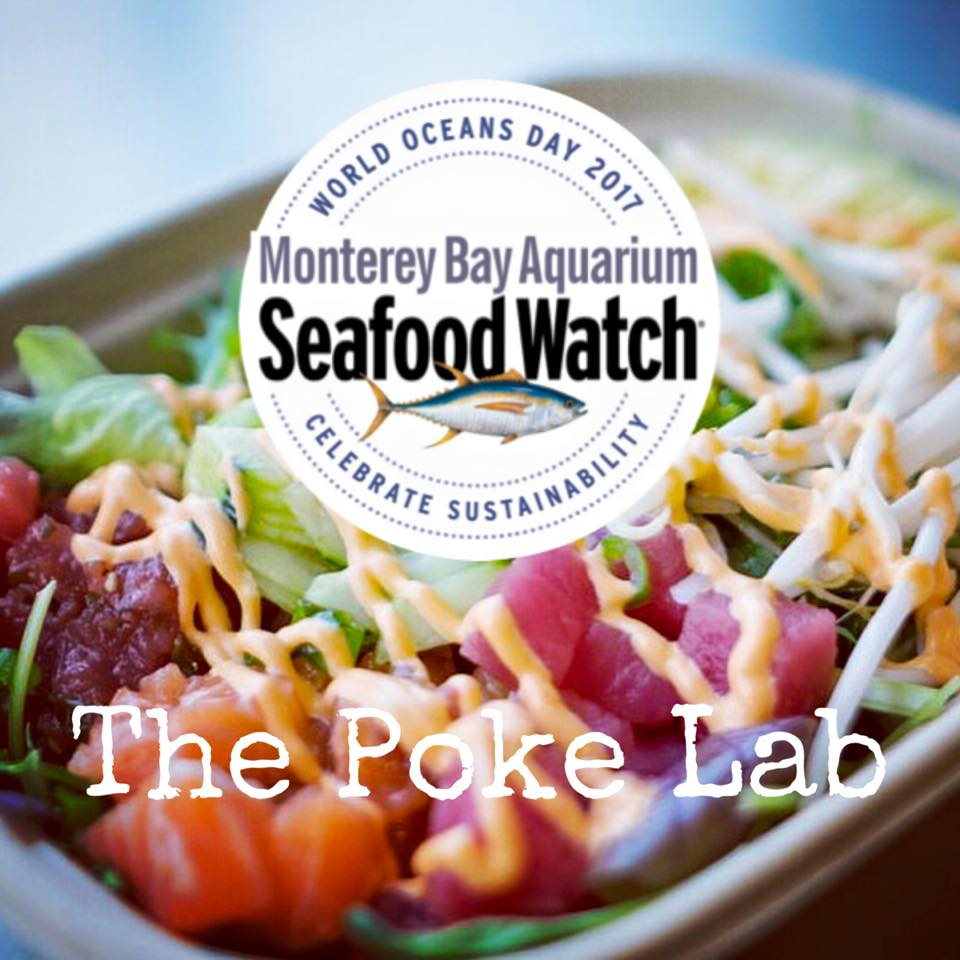 The Poke Lab And Seafood Watch Social Wave 2 0 Beta